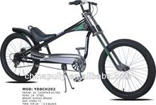 6spd HI-TEN 24inch Chopper Bike in Freestyle Bicycle
