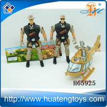 Mini soldier custom plastic toys figure,toy plastic soldiers simulation toy soldier model H65925
