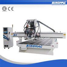 Sinomac CNC ROUTER S3-2040S-ATC interface servo motor drive