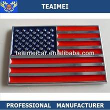 custom car chrome badge emblem/name plate