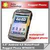 Shockproof Dustproof Waterproof DISCOVERY V5 Phone