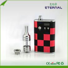 Sex product dry herb vaporizer pen 4200 mah Big Power Bank dry herb atomizer cloutank m3