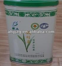 bestsale JinYu rectangular shape custom decoration canned food wholesale
