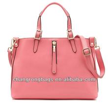 2014 Guangzhou wholesale fashion cow leather handbag for women