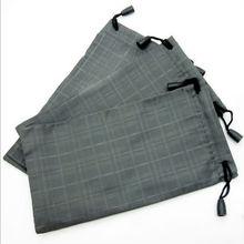 Sunglasses cloth bag,Soft new style fashionable sunglasses bag