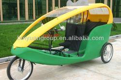 B&Y 500w 3 wheel adult electric auto rickshaw cheap for sale