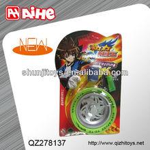 2014 plastic gay toys yoyo spinning top