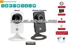 Best hidden HD 720P outdoor IP camera with Wifi+P2P+WPS RL106