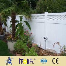 AFOL beautiful, lead free, pvc lattice fence trellis