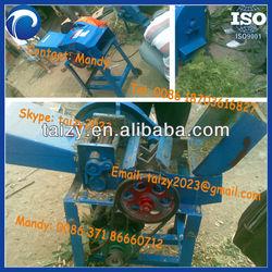 chaff cutter for hay,400kg/h mini chaff cutter,hay crusher