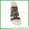 js154 popular sandália superior de clipes de sapato para festa