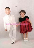 Handsome guy dress boy dress model