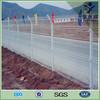 2330mm high powdercoated welded V mesh fencing AU standard
