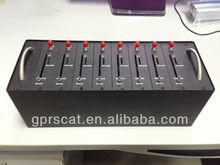 high speed wavecom industrial gsm modem pool (16 card slots)