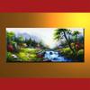 New arrival handmade oil painting landscape wholesale