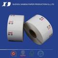 thermopapier etiketten abnehmbaren thermopapier klebeetikett