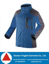 Super-tech 2012 yellow fashionable waterproof breathable ski jacket