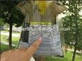 jetables en plastique fruit fly trap