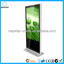"Free standing full hd wifi 3g tv 42"" touch screen"