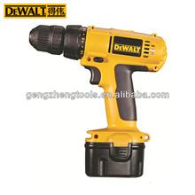 DeWalt Cordless Drill Impact Driver Tools DC733KA 14.4V 10mm