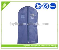 Popular eco-friendly non woven suit garment cover