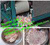 automatic shrimp peeling machine/professional shrimp peeling and grinding machine