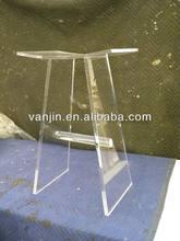 Crystal Acrylic Stool High,Plexiglass Barstool