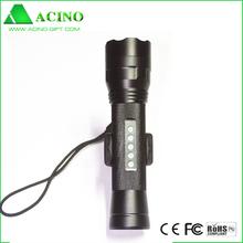 LED bike speaker flashlight