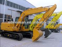 europe machinery used excavators