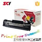 Compatible universal 285A 435A 436A toner cartridge for HP Laserjet P1100 P1102W M1130 M1210 P1005 1006 P1505 M1120