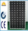 factory direct sale high quality 190w mono solar panel from china