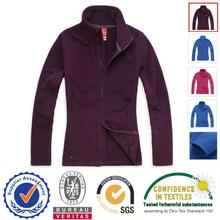 Winter Spring Outdoors Sport T-shirt Fleece Jackets Anti-static