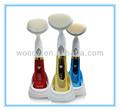 fabricante profesional de la moda popular mini lavado de cara masajeador