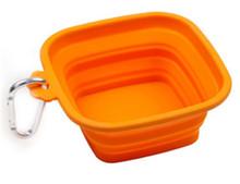 Eco-friendly Colorful customized logo dog food bowl