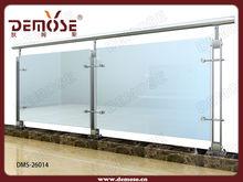 top sale customized plexiglass fence for veranda