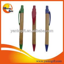 Bamboo ballpoint pen