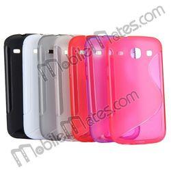 S Line TPU Skin Case for Samsung Galaxy Core i8260 i8262