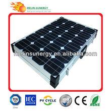 100 watt portable folding solar battery charger