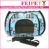 Fashion dog carrier bag ,cute small dog carriers