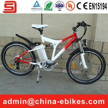Electric Mountain Bike Suspension(JSE76)