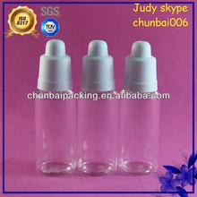 ISO8317/SGS/TUV 20ml eliquid bottle with EU child proof cap