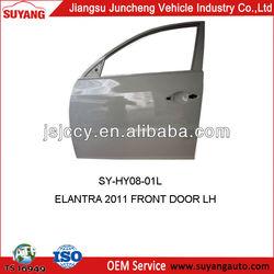Car Parts Hyundai Elantra 2011 Front Door Auto Body Parts/Kits