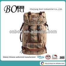 Custom fancy backpack bags manufacturer frame for garbage bag