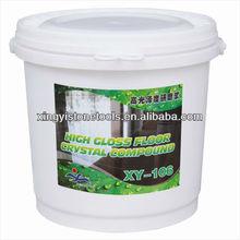 shine black granite polishing powder for crystallization XY-106