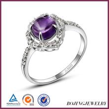 baguette platinum diamond engagement rings amethyst & citrine goldstone rings