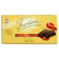 feodora superior em miniatura barras de chocolate de leite caixa de presente 4x300gr
