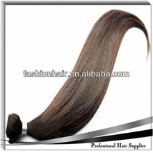 Hot selling african synthetic hair extension weave golden yellow hair color