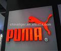 3d signe acrylique publicité led et le logo personnalisé