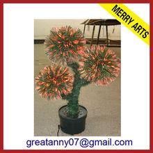 2014 wholesale new style real christmas tree ceramic christmas tree ornaments
