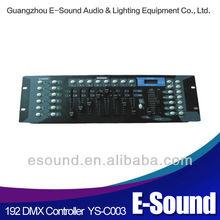 DMX192 DJ console/controller